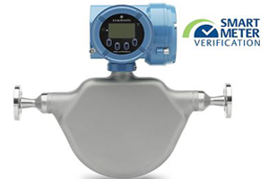 Emerson Introduces Powerful Diagnostics for Flow Meter Intelligence and Measurement Confidence